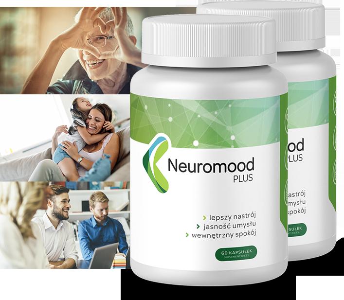 Neuromood - lek na uspokojenie - działanie - gdzie kupić - Polska